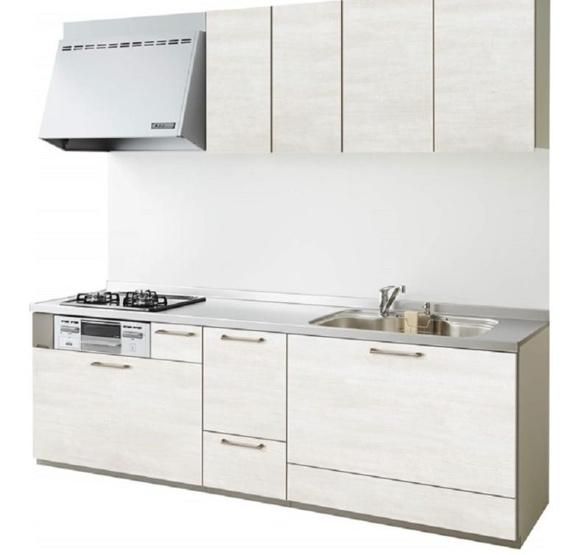 【同仕様写真】キッチンは永大産業製の新品に交換します♪
