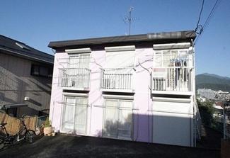 【外観】平塚市真田4丁目一棟アパート