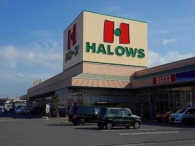 ハローズ新涯店まで1600m