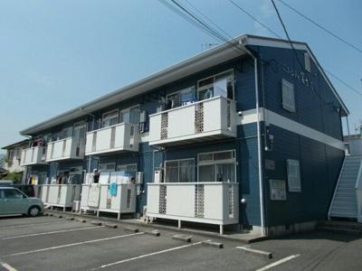 【外観】ニューシティ富士A