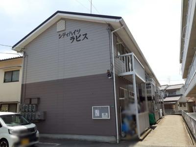 【外観】シティハイツラピス