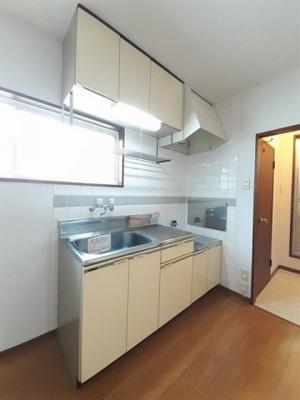 【キッチン】シティハイツラピス