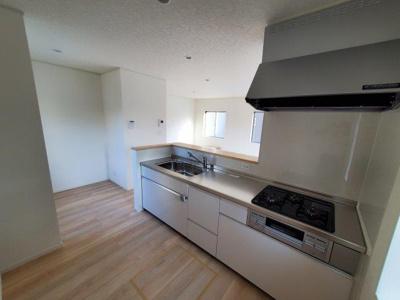 【キッチン】大野町二丁目 2棟新築分譲(残り1棟)