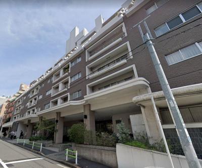 【外観】港区南青山 1階 区分事務所