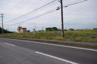関東バス『上郷』停留所前