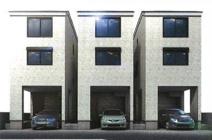 新築一戸建 川崎市幸区矢上 B号棟の画像