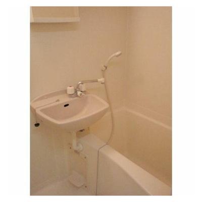 【浴室】ルミエール町屋