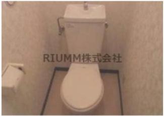 【トイレ】アーヴァンガーデンK