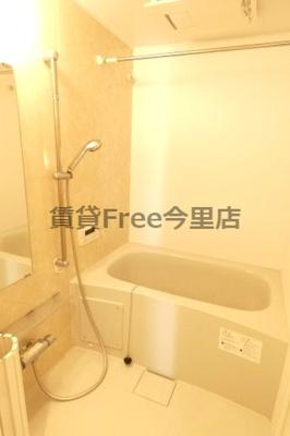 【浴室】シュクル今里 仲介手数料無料
