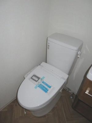 【トイレ】セレニテ福島プリエ
