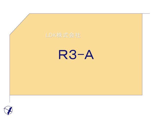 【区画図】新築戸建/富士見市山室1丁目(全1棟)