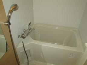 【浴室】ハビテ靱センターコート