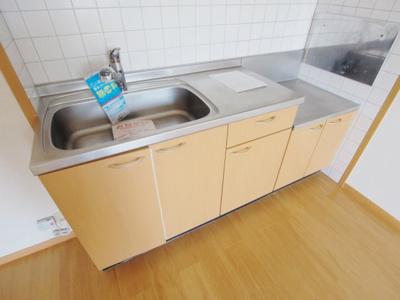 【キッチン】フェアリーランド B棟