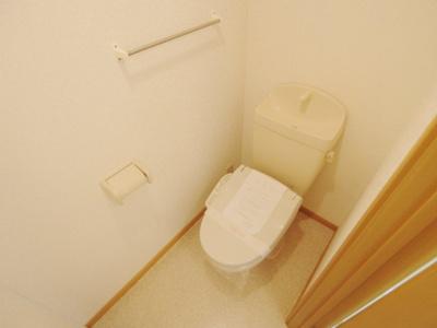 【トイレ】フェアリーランド B棟