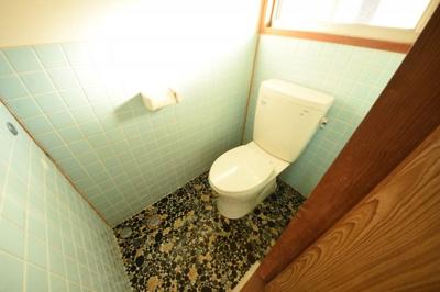 【トイレ】上村荘 B棟
