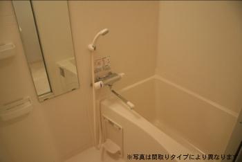 【浴室】CASSIA天王寺東