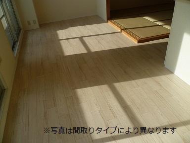 【内装】ホワイトマンション