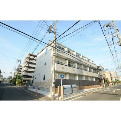上大岡駅徒歩7分の築浅アパートです