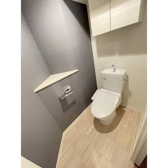 【トイレ】BlancCiel 西新