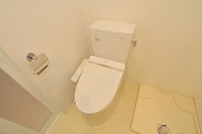 【トイレ】APRILE南森町(旧名:アスール南森町)