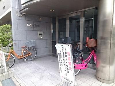 【エントランス】リバーイースト