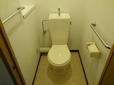 【トイレ】リバーイースト