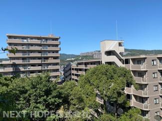 【デ・リード宝塚リバービュー】地上14階地下1階建 総戸数119戸 ご紹介のお部屋は6階部分です♪