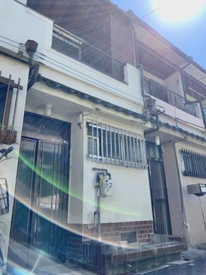 【外観】住吉区苅田9丁目 中古テラスハウス
