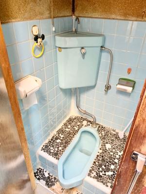 【トイレ】住吉区苅田9丁目 中古テラスハウス
