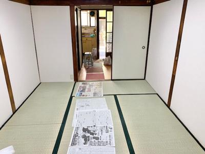 【和室】住吉区苅田9丁目 中古テラスハウス