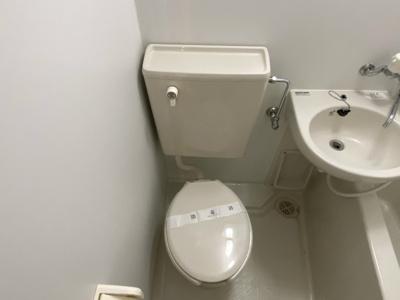 【トイレ】トーカン新宿キャステール