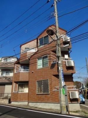 【外観】ロッソ氷川台