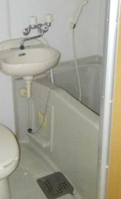 【浴室】ロッソ氷川台