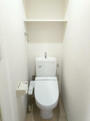 【トイレ】スマートビラ神保町