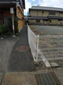 【外観】田中96坪土地