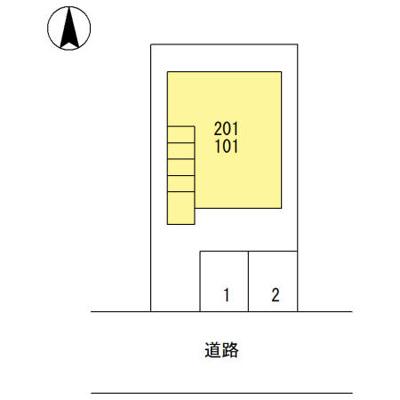 【区画図】シャトレー