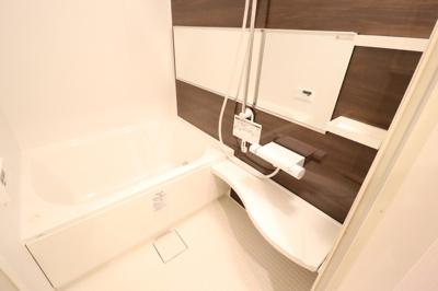 【浴室】メルヴェイユおおたかの森Ⅱ