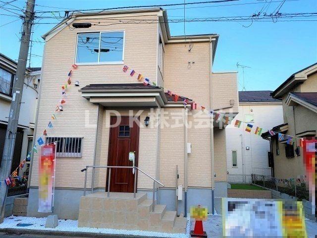 【区画図】新築戸建/川越市大字寺尾(全1棟)