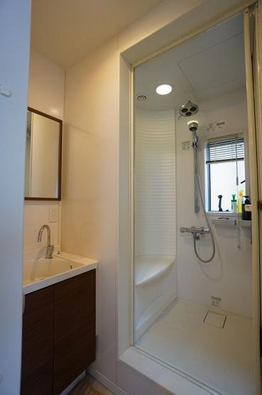 【浴室】杉並区天沼1丁目 中古戸建