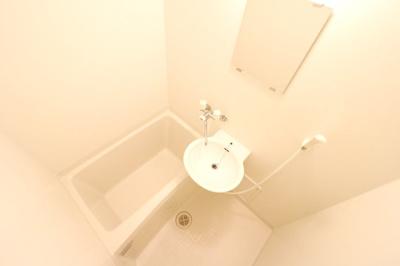 【浴室】レオパレス洛南