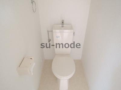 【トイレ】グランドメゾン八幡
