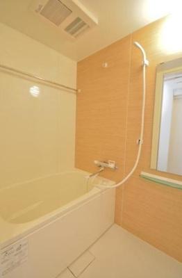 【浴室】フォレストテラス