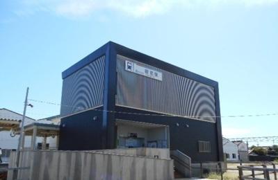 名鉄三河線 碧南駅まで2500m