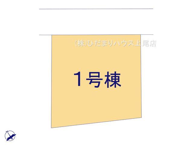 【区画図】鴻巣市箕田 新築一戸建て リーブルガーデン 01