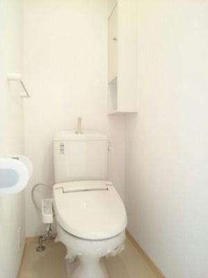 【トイレ】サンパール