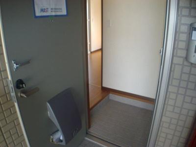 【玄関】メゾンフォールⅡ