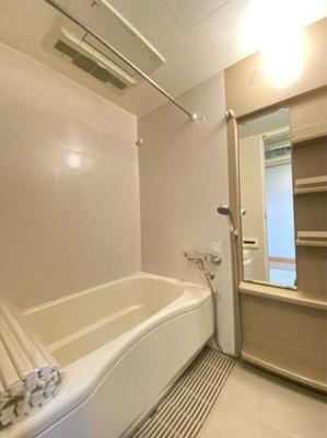 【浴室】ガーデン目黒平町