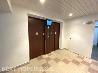 エレベーターは2基ございます♪重たい荷物も楽々移動できますね(^^)