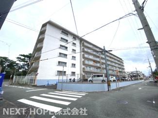 【ルネ武庫川】地上6階建 総戸数137戸 ご紹介のお部屋は最上階の6階部分です♪