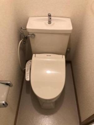【トイレ】マンション輝宣